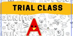 online trial class